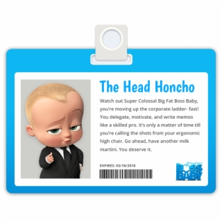 Boss Baby Png Download And Share Boss Baby For Birthday