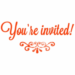 Your Invited Png 3 Png Image You Are Invited Transparent Transparent Png Download 1158031 Vippng