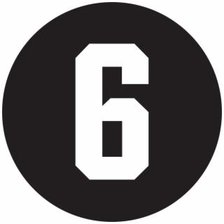 White Tag Png 6 Tag Linkedin Logo Black Round 164429
