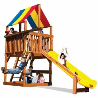 Clipart Park Swing Set Kid On Swing Clipart