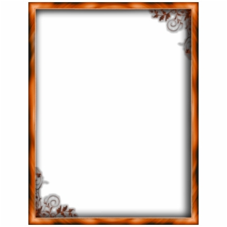Picture Frame Empty Picture Frame Isolated Guten Morgen