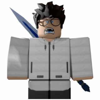 this is the gfx i made of my roblox character 3 roblox pictures