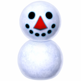 Animal Crossing Png New Leaf Images Snowman Hd Wallpaper And
