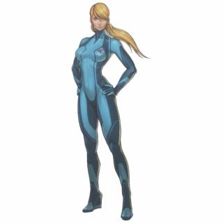 Zero Suit Samus Png Images Zero Suit Samus Transparent Png