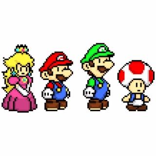 Mario And Luigi Png Images Mario And Luigi Transparent Png