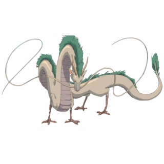Haku Png Transparent Haku Dragon Requested Haku Spirited Away Transparent 3396630 Vippng