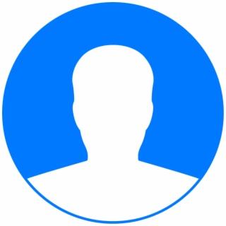 Blue Circle Profile Pic
