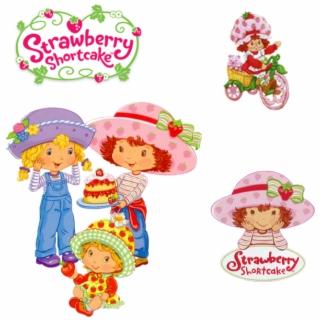 Strawberry Shortcake Png Images Strawberry Shortcake