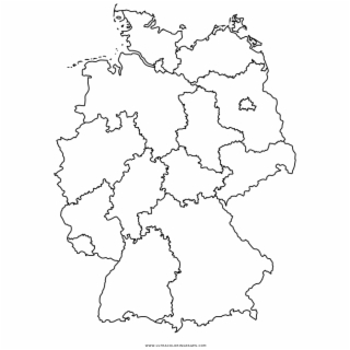 Map Of Germany Coloring Page.Germany Map Png Images Germany Map Transparent Png Vippng