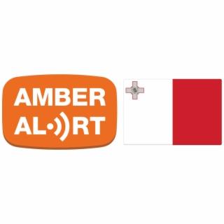 Amber Alert Malta Logo For Display Usage Amber Alert Transparent Png Download 3721003 Vippng