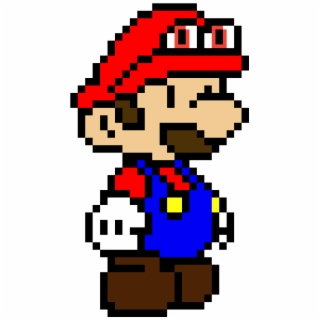 Cappy Png Mario Y Cappy Mario Y Luigi Pixel Art 49365