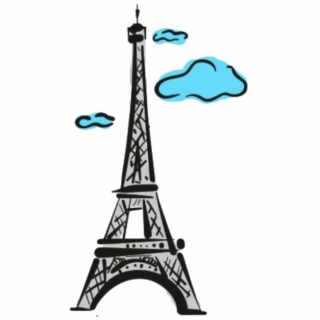 Torre Eiffel Dibujo Png Iphone What Country Findwords Wallpaper Eiffel Transprent Paris Eiffel Tower Cartoon 1103857 Vippng