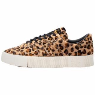 Adidas Sambarose Leopard Print - Adidas