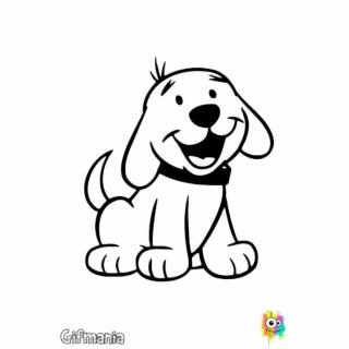 Cachorro Png Googlr Drawing Baby Dog Dibujo Animado De Perro