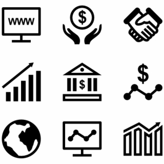 Business Icons PNG Images   Business Icons Transparent PNG