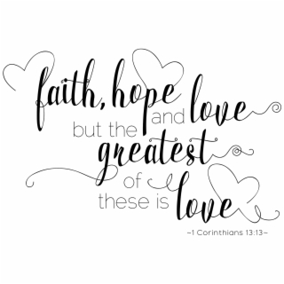 Faith Hope Love Png Images Faith Hope Love Transparent Png Vippng
