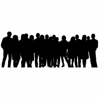 Crowd Silhouette Png Images Crowd Silhouette Transparent Png Vippng Included 13 different male silhouettes. crowd silhouette transparent png