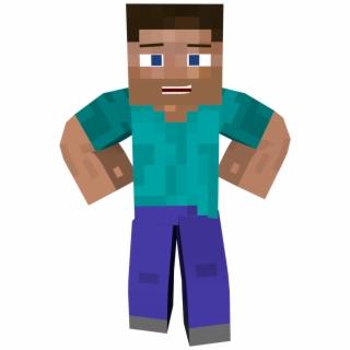 Minecraft Steve Png Images Minecraft Steve Transparent Png