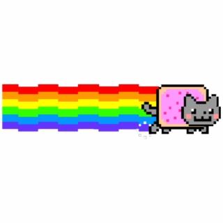 Thai Nyan Cat Roblox Nyan Cat Png Images Nyan Cat Transparent Png Vippng